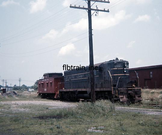 ACL1966050001 - Atlantic Coast Line,, Suffolk, VA, 5/1966