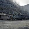 PRR1966048225 - Pennsylvania RR, Horseshoe Curve, PA, 4/1966