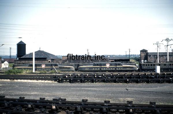 PRR1960010057 - Pennsylvania RR, Alexandria, VA, 1-1960