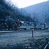 PRR1966040141 - Pennsylvania RR, Horseshoe Curve, PA, 4/1966