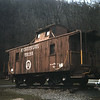 PRR1966040087 - Pennsylvania RR, Horseshoe Curve, PA, 4-1966