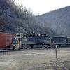 PRR1966049124 - Pennsylvania RR, Horseshoe Curve, PA, 4/1966