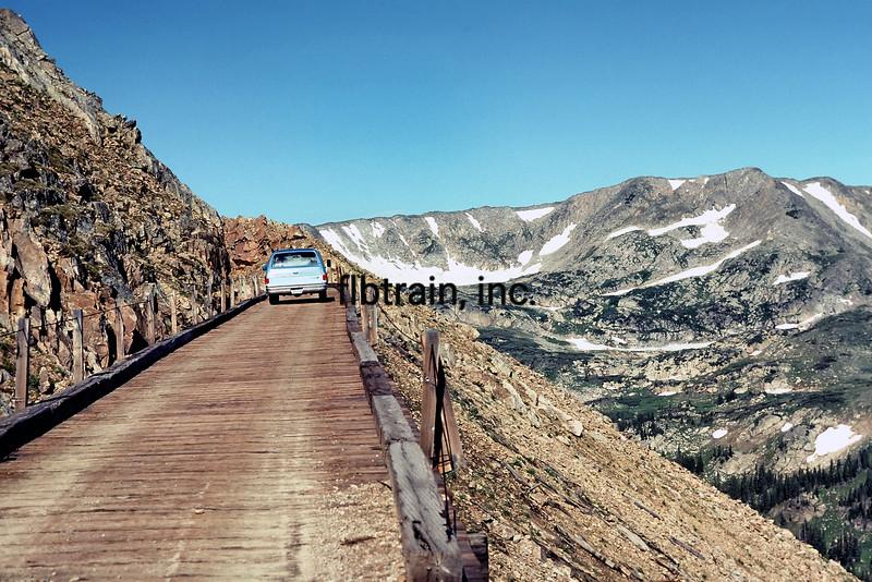 DRG1976070710 - Rio Grande, The Moffat Road, CO, 7/1976
