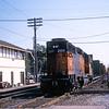 SL1989090015 - Soo Line, Rondout, IL, 9/1989