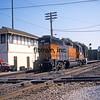 SL1989090019 - Soo Line, Rondout, IL, 9/1989