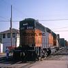 SL1989090014 - Soo Line, Rondout, IL, 9/1989