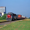 SP1995080001 - Southern Pacific, Iowa, LA, 8/1995
