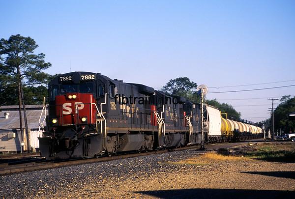 SP1996050002 - Southern Pacific, New Iberia, LA, 5/1996