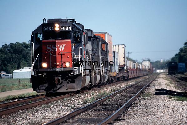 SP1996040042 - Southern Pacific, New Iberia, LA, 4/1996