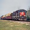 SP1996040007 - Southern Pacific, Iowa, LA, 4/1996