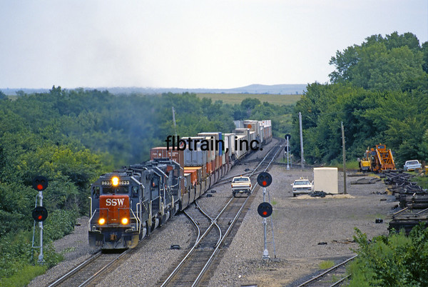 SP1996080022 - Southern Pacific, Alta Vista, KS, 8/1996