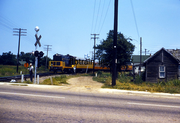 SP1953060000 - Southern Pacific, Texarkana, TX, 6/1953
