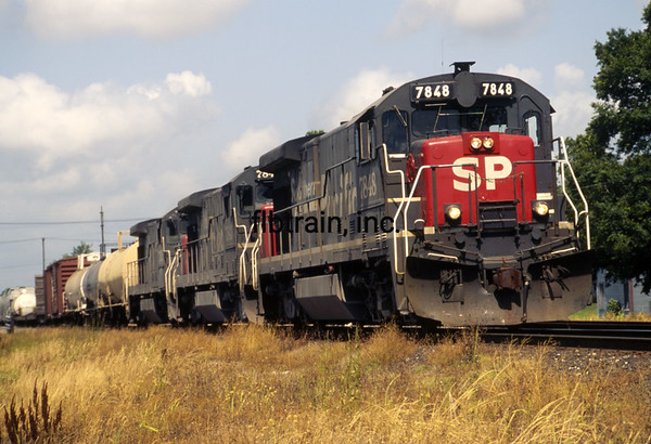 SP1996050011 - Southern Pacific, Lake Charles, LA, 5/1996