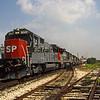 SP1987090023 - Southern Pacific, Baldwin, LA, 9/1987