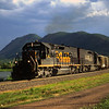 SP1996060981 - Southern Pacific, Palmer Lake, CO, 6/1996