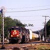 SP1996040900 - Southern Pacific, New Iberia, LA, 4/1996
