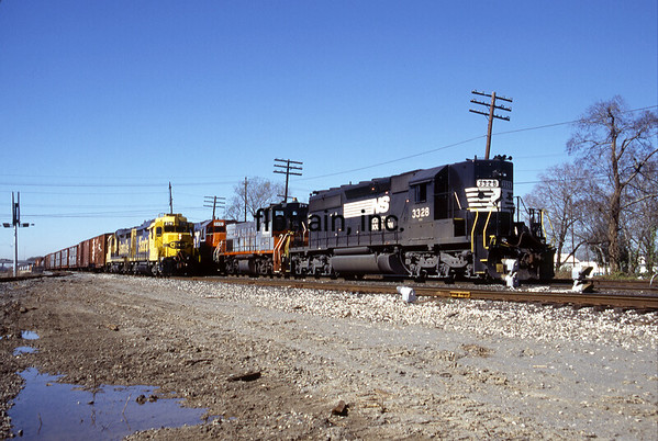 SP1995020006 - Southern Pacific, Beaumont, TX, 2/1995