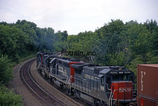 SP1996080046 - Southern Pacific, Alta Vista, KS, 8/1996