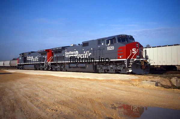 SP1994080952 - Southern Pacific, Dayton, TX, 8/25/1994
