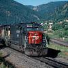 SP1994060013 - Southern Pacific, Palmer Lake, CO, 6/1994