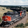 SP1995080056 - Southern Pacific, Palmer Lake, CO, 8/1995
