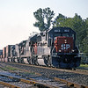 SP1995090801 - Southern Pacific, Baldwin, LA, 9/1995
