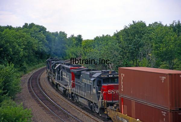 SP1996080048 - Southern Pacific, Alta Vista, KS, 8/1996