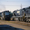 SP1993050503 - Southern Pacific, New Iberia, LA, 5/1993