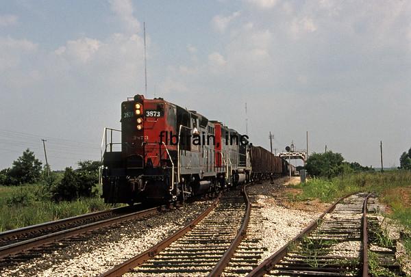 SP1987090018 - Southern Pacific, Baldwin, LA, 9/1987