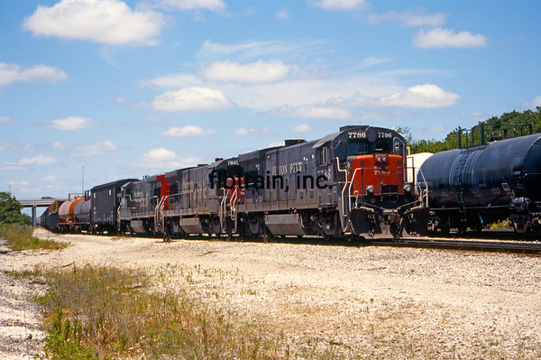 SP1996050819 - Southern Pacific, Beaumont, TX, 5/1996