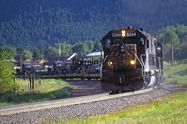 SP1996062002 - Southern Pacific, Palmer Lake, CO, 6/1996