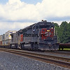SP1995070005 - Southern Pacific, Echo, TX, 7/1995