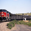 SP1995080018 - Southern Pacific, Bragdon, CO, 8/1995