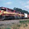 WC2001090005 - Wisconsin Central, Ogden Dunes, IN, 9/2001
