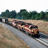 WC2000080042 - Wisconsin Central, Byron Hill, WI, 8/2000