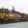 WC2000080114 - Wisconsin Central, Trout Lake, WI, 8-2000