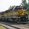 WC1996080003 - Wisconsin Central, Bonner Springs, KS, 8-1996