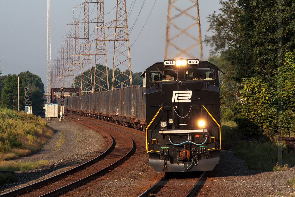 Norfolk Southern Penn Central Heritage Unit