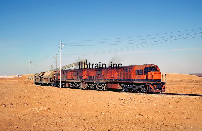 ARC1998040156 - Aqaba RR, Eshidya, Jordan, 4/1998