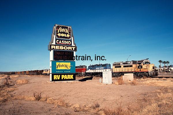 AZER2003010066 - Arizona & Eastern, San Carlos, AZ, 1/2003