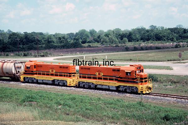 LD1989040035 - Louisiana & Delta, New Iberia, LA, 4/1989