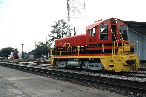LD1987050014 - Louisiana & Delta, New Iberia, LA, 5-1987