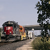LD1991060055 - Louisiana & Delta, Bayou Sale, LA, 6-1991