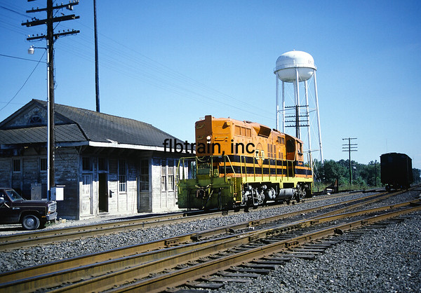 LD1988100048 - Louisiana & Delta, Baldwin, LA, 10/1988