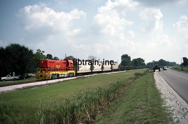 LD1989050083 - Louisiana & Delta, New Iberia, LA, 5-1989