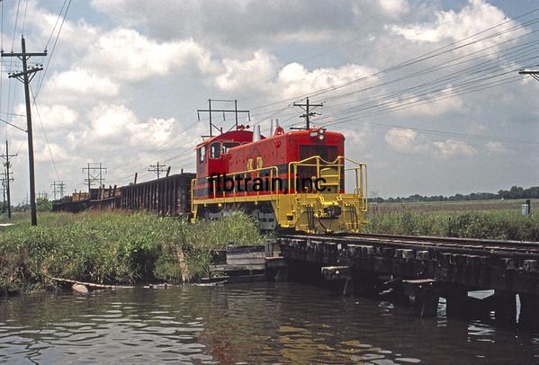LD1987060004 - Louisiana & Delta, New Iberia, LA, 6-1987