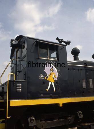 LD1989060011 - Louisiana & Delta, New Iberia, LA, 6/1989