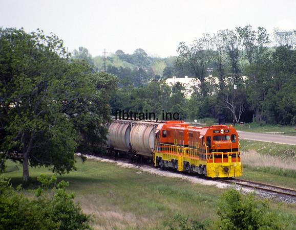 LD1989040027 - Louisiana & Delta, New Iberia, LA, 2/1989