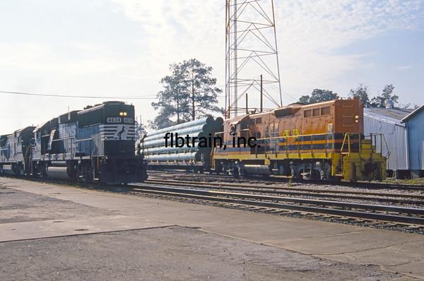 LD1990110033 - Louisiana & Delta, New Iberia, LA, 11/1990