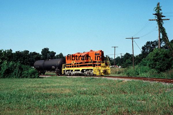 LD1987090933 - Louisiana & Delta, New Iberia, LA, 9/1987